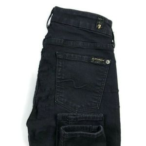 7 For All Mankind The Skinny Stretch Jeans